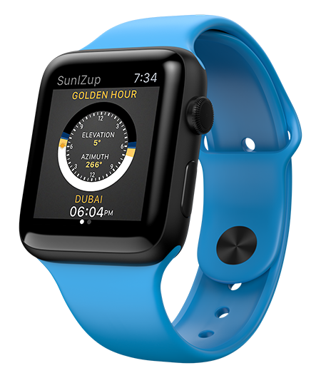 SunIZup on Apple Watch